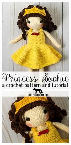 free crochet doll pattern the friendly