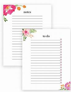 To Do Sheets Free Printable To Do List For You Decor Hint