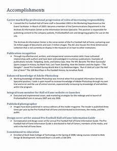 Samples Of Career Portfolios Career Portfolio