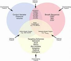 venn diagram illustrating how the mode taxonomy can be