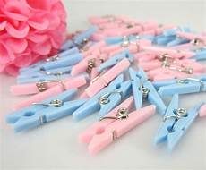 pink clothes pins for baby shower sensor baby shower mini clothes pins clothespin favors pink
