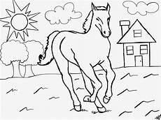 Malvorlage Pferd Zum Ausdrucken Ausmalbild Pferd Ausmalbilder Pferde Viele Malvorlagen