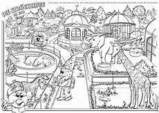 malvorlagen zoo ausmalbilder x13 ein bild zeichnen