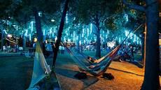 Park In Philly With Lights Spruce Street Harbor Park Philadelphia Mid Atlantic