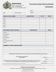 Cleaning Service Estimate Template Top 15 Fantastic Realty Executives Mi Invoice And
