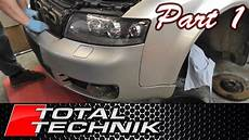 Service Manual How To Remove Front Bumper On A 2005
