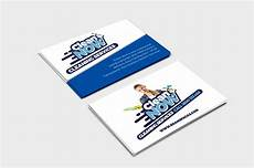 Business Cards For Cleaning Services Cleaning Service Business Card Template In Psd Ai