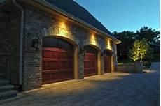 Garage Door Led Lights 50 Outdoor Garage Lighting Ideas Exterior Illumination