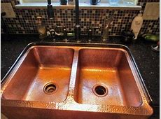 Keep Copper in your Kitchen Shiny and New. Prevent water marks and tarnish