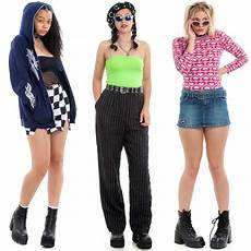 yesssss y2k looks galore up for grabs now in the shop
