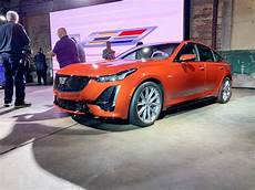 2020 cadillac ct5 horsepower power 2020 cadillac ct5 v arrives as part of split v