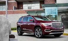 gmc acadia 2020 review 2020 gmc acadia denali refresh review price specs