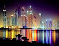 Dubai Night Lights Dubai At Night Dubai City Dubai Architecture Dubai