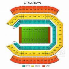 Citrus Bowl 2019 Seating Chart Citrus Bowl Tickets Citrus Bowl Information Citrus