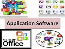 What Is Application Software Application Software And Peopleware