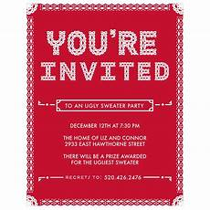 Party Invation Particular Pattern Holiday Party Invitations Pear Tree