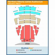 Northern Jubilee Auditorium Seating Chart Northern Alberta Jubilee Auditorium Events And Concerts In