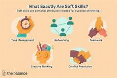 Different Skills Soft Skills What Are They