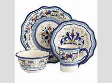 San Marino Dinnerware. My favorite pattern while we lived
