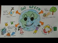 World Environment Day Chart Go Green World Environment Day Connecting People To
