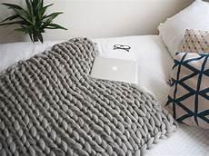 knit diy diy knit blanket ao lifestyle