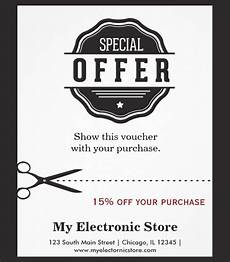 Specials Flyer Template 19 Coupon Flyer Templates Psd Indesign Free