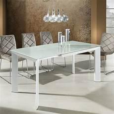 vetro tavolo tavolo da pranzo con piano vetro temperato verniciato