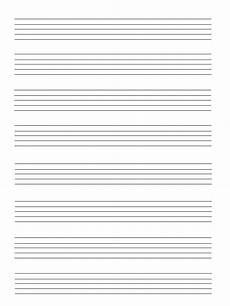 Manuscript Paper Survival Tips For Junior High Band Directors
