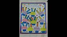 School Birthday Calendar Diy Simple Class Birthday Calendar Cute Idea For