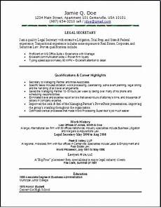 Example Of A Resume Resume Occupational Examples Samples Free Edit With