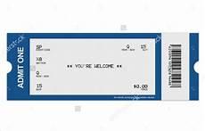 Blank Ticket Stub Template 29 Blank Ticket Templates Psd Vector Eps Ai Word