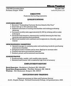 Resumes For Customer Service Free 8 Sample Customer Service Resume Templates In Ms
