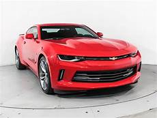 2018 Camaro Rs Lights Used 2018 Chevrolet Camaro 1lt Rs Package Coupe For Sale