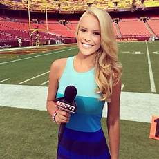 Sports Reporter 28 Photos Of Sports Reporter Britt Mchenry Peanut Chuck