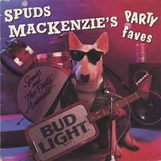 Bud Light Dog Guitar The Greatest Mascot Of All Time Spuds Mackenzie