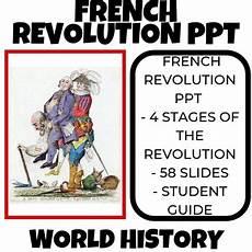 French Revolution Powerpoint French Revolution Powerpoint By Social Studies Megastore Tpt