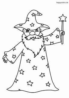 Ausmalbilder Zauberer Zum Ausdrucken Zauberer Ausmalbild Kostenlos Kinder Zeichnen Und Ausmalen