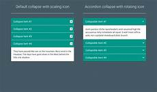 Material Design Accordion Material Design Bootstrap Accordion Coding Fribly