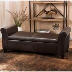 varian upholstered storage bedroom bench reviews birch