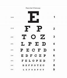 Free Printable Eye Chart Vision Test Eye Chart Template 17 Eye Test Chart Eye Exam Chart