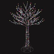 Home Depot Trees With Lights Home Accents Holiday 6 Ft Led Deciduous Tree Sculpture