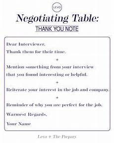Thank You Card For Job Interview 49 Best Job Interview Thank You Note Examples And Wording