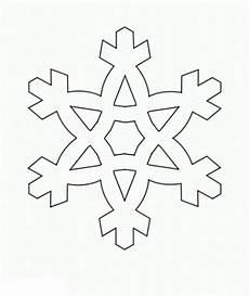 ausmalbilder schneeflocke malvorlagen ausdrucken 1