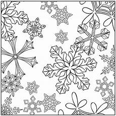free printable winter coloring pages for
