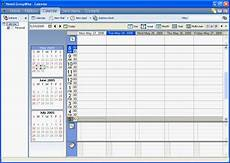 Type In Calendar Novell Doc Groupwise 7 Windows Client User Guide