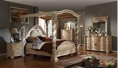 Vintage Canopy Bed Castillo De Cullera Canopy Bedroom Collection Antique