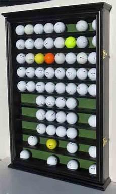 80 golf display wall cabinet solid wood gb80