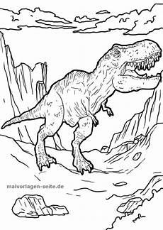 Dinosaurier Malvorlagen Pdf Malvorlage Tyrannosaurus Rex Dinosaurier Kostenlose