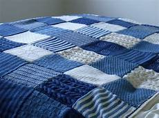 knitting blanket knit it grow it cook it knitted blanket finished