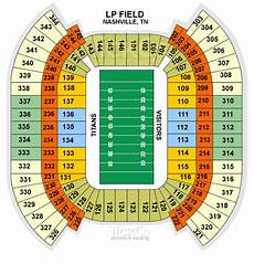 One Direction Seating Chart Lp Field Seating Chart Via Tickco Tennessee Titans
